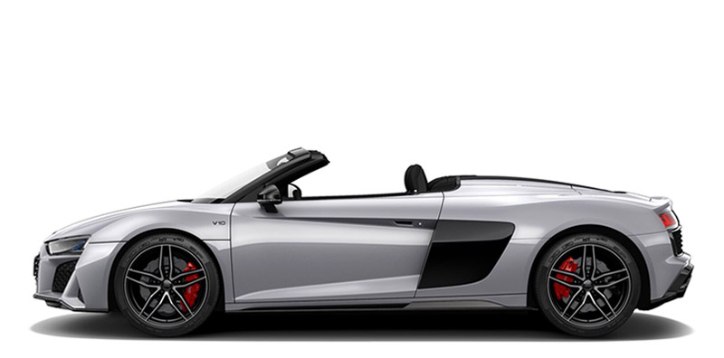 Audi R8 Spyder Rental Marbella