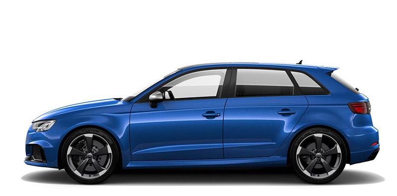 Audi RS3 Rental Marbella