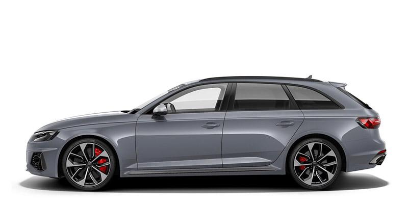 Audi RS4 Rental Marbella