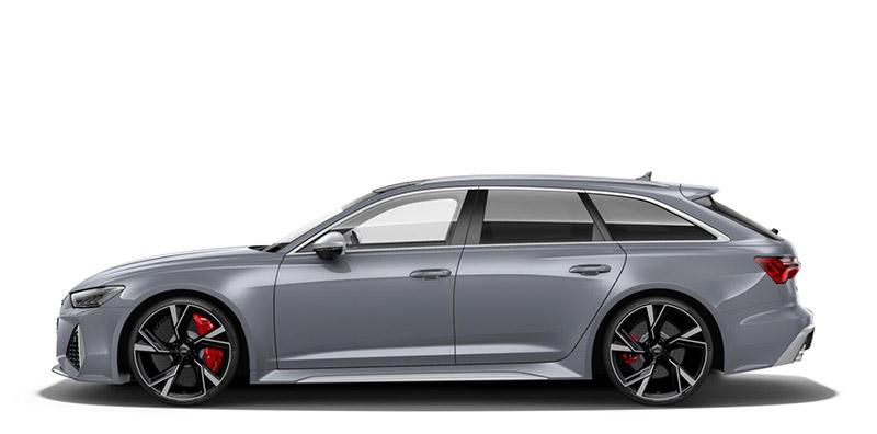 Audi RS6 Rental Marbella