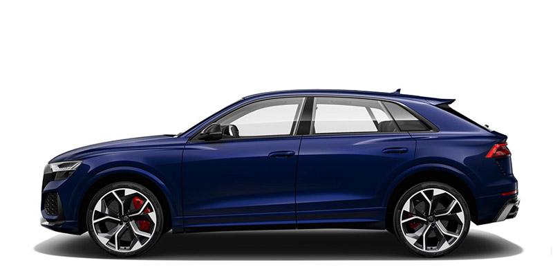 Audi RSQ8 Rental Marbella
