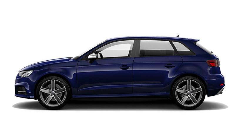 Audi S3 Rental Marbella