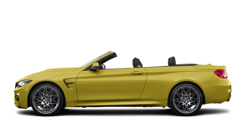 BMW M4 Cabrio Rental Marbella