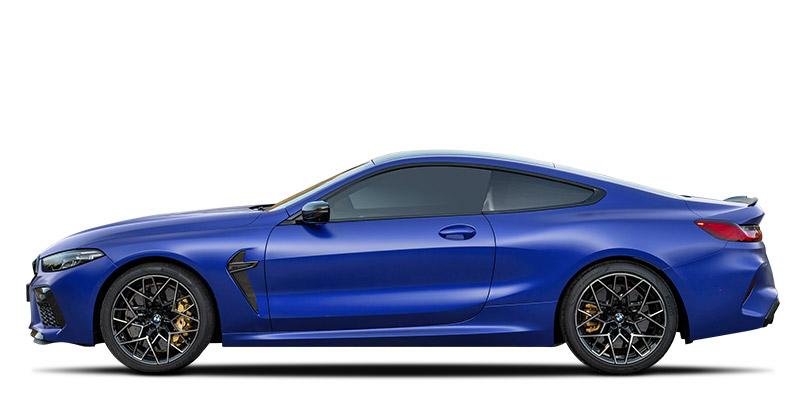 BMW 8 Coupe Rental Marbella