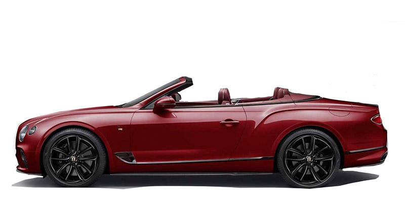 Bentley GTC Rental Marbella