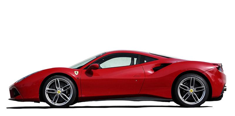 Ferrari 488 Rental Marbella