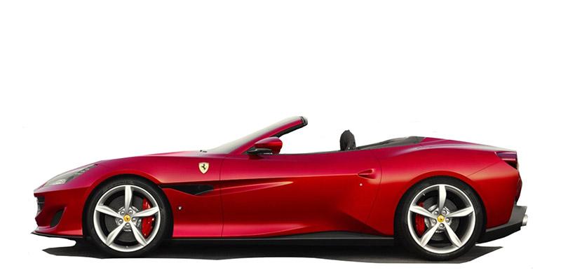 Ferrari Portofino Rental Marbella