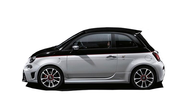 Fiat 500C Abarth Rental Marbella