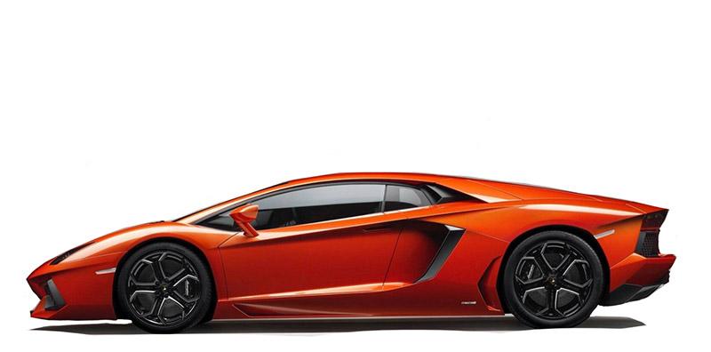 Lamborghini Aventador LP750 Rental Marbella