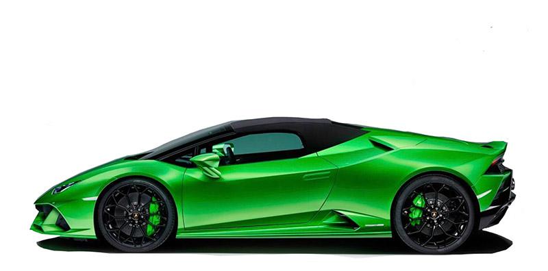 Lamborghini Huracan Spyder Rental Marbella