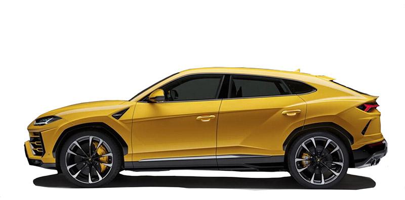 Lamborghini Urus Rental Marbella