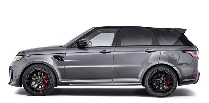 Land Rover Range Rover SVR Rental Marbella
