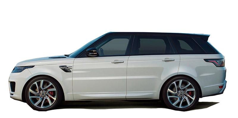 Land Rover Range Rover Sport Rental Marbella