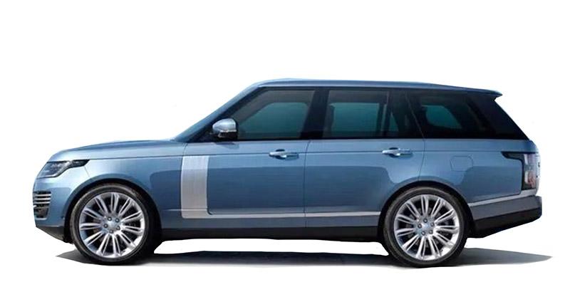 Land Rover Range Rover Vogue Rental Marbella