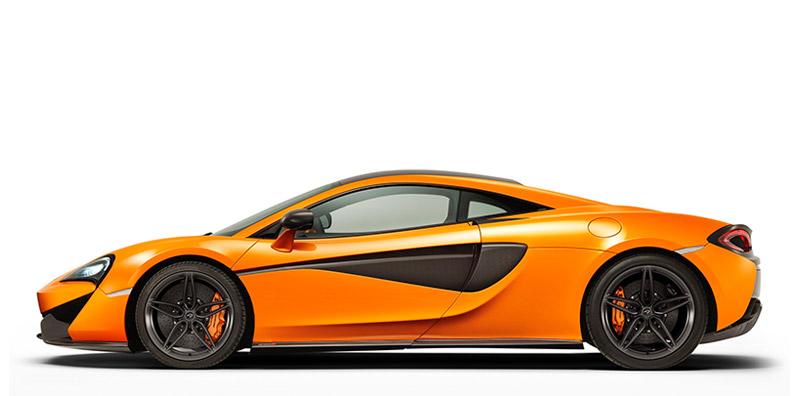 McLaren 570 Rental Marbella