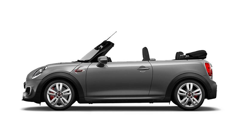 Mini Cooper S Cabrio Rental Marbella