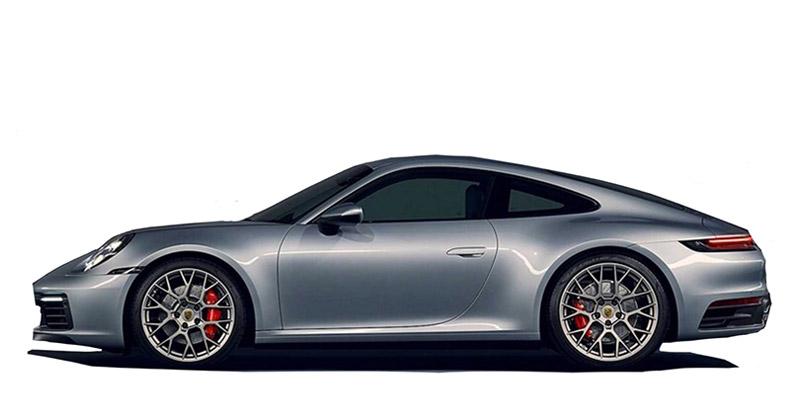 Porsche 992 Rental Marbella