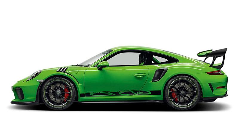 Porsche GT3 Rental Marbella