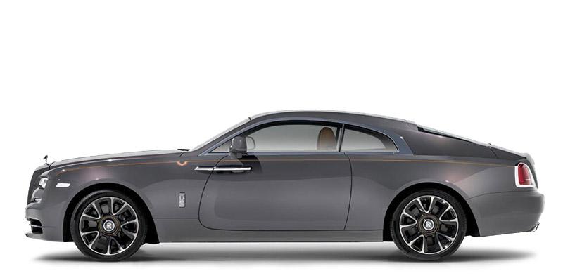 Rolls Royce Wraith Rental Marbella