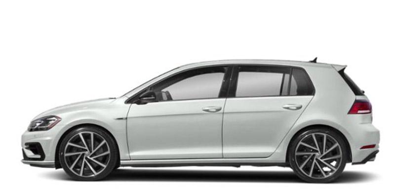 Volkswagen Golf GTI TCR Rental Marbella
