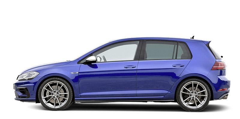Volkswagen Golf R Rental Marbella