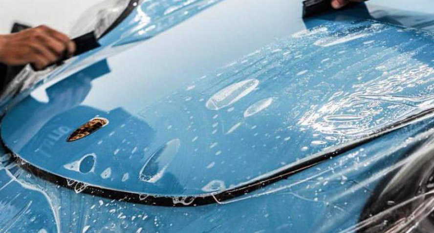 Ryan Mille Xclusive Car Paint Protecion PPF Marbella