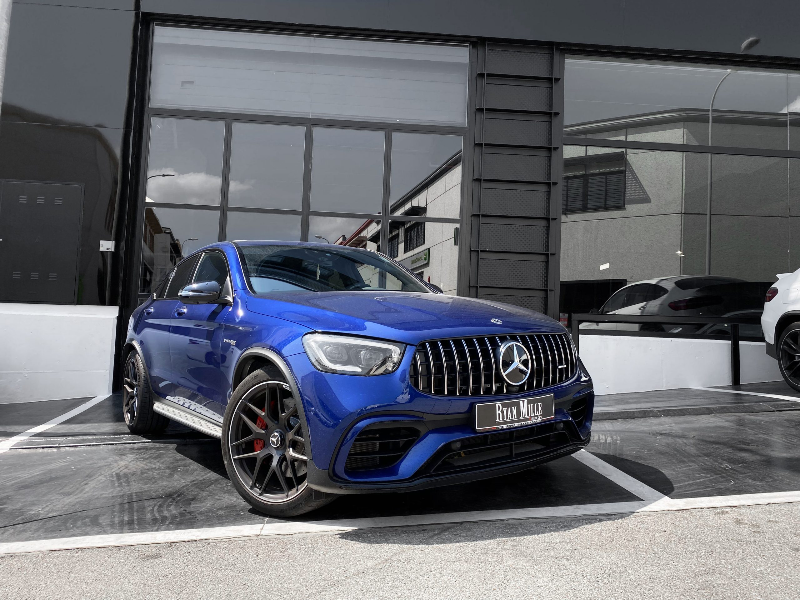 Mercedes-Benz GLC63S AMG Coupe