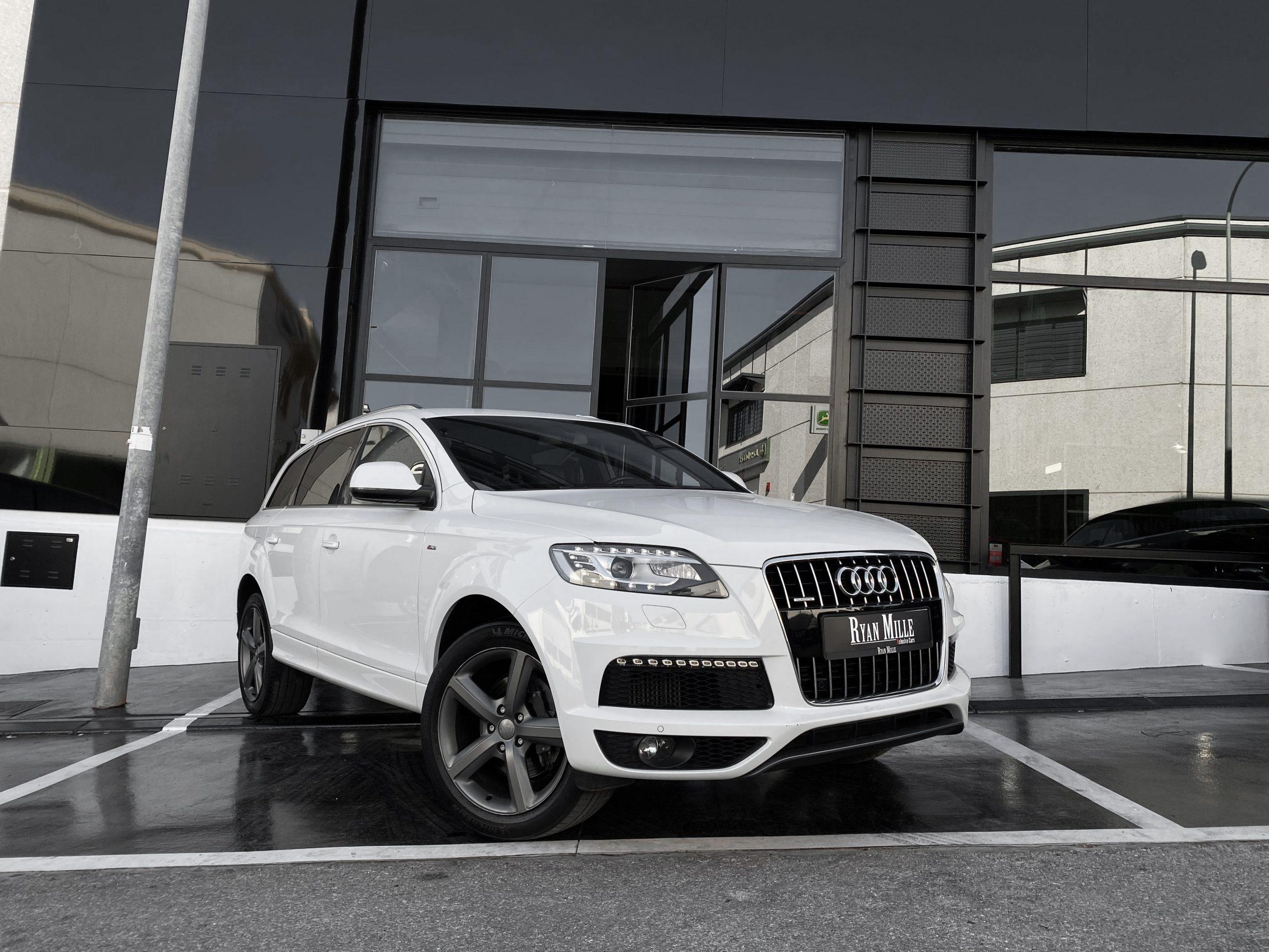 Kekurangan Audi Q7 3.0 Tdi Spesifikasi