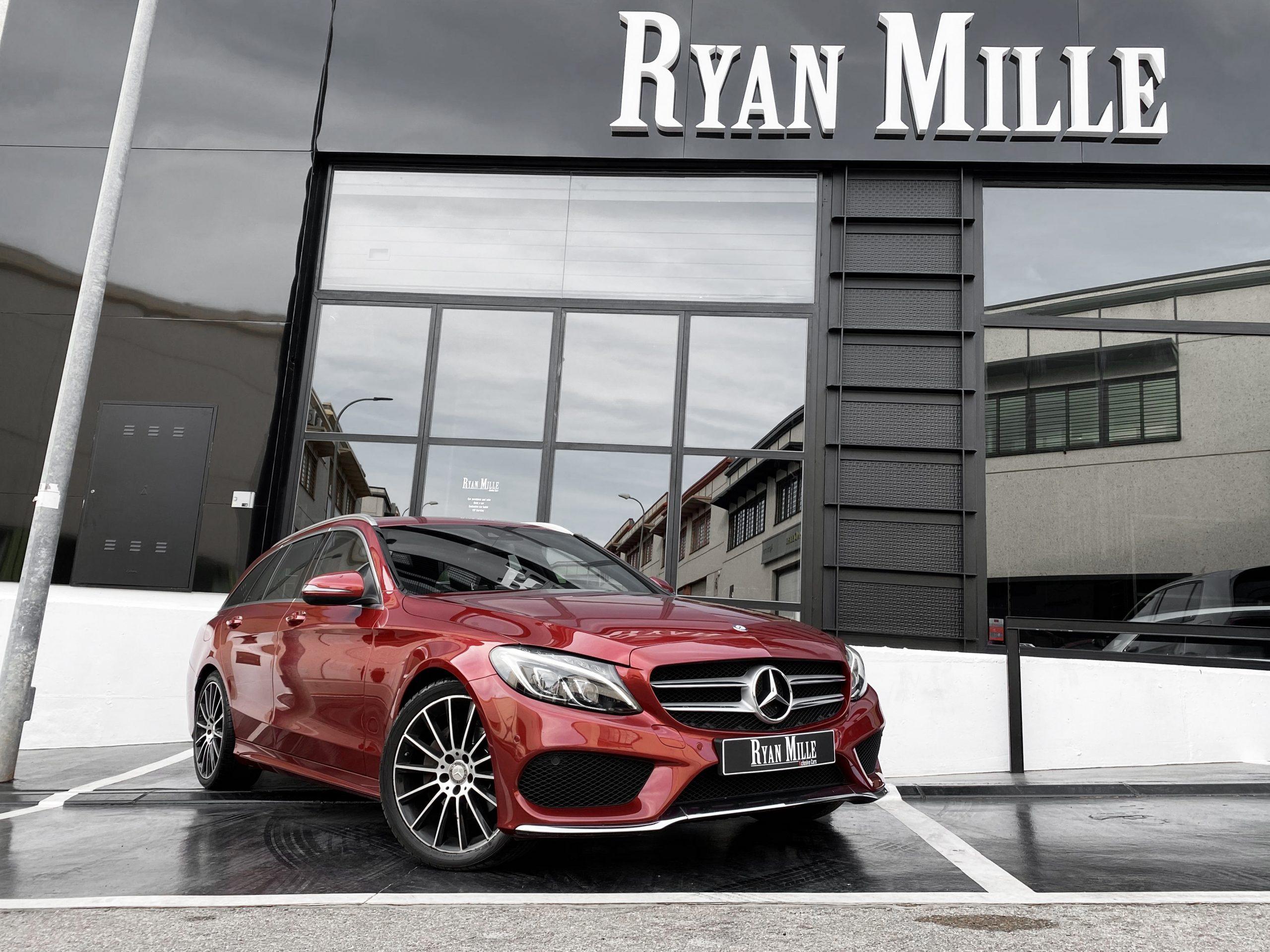 Mercedes-Benz C220d Estate
