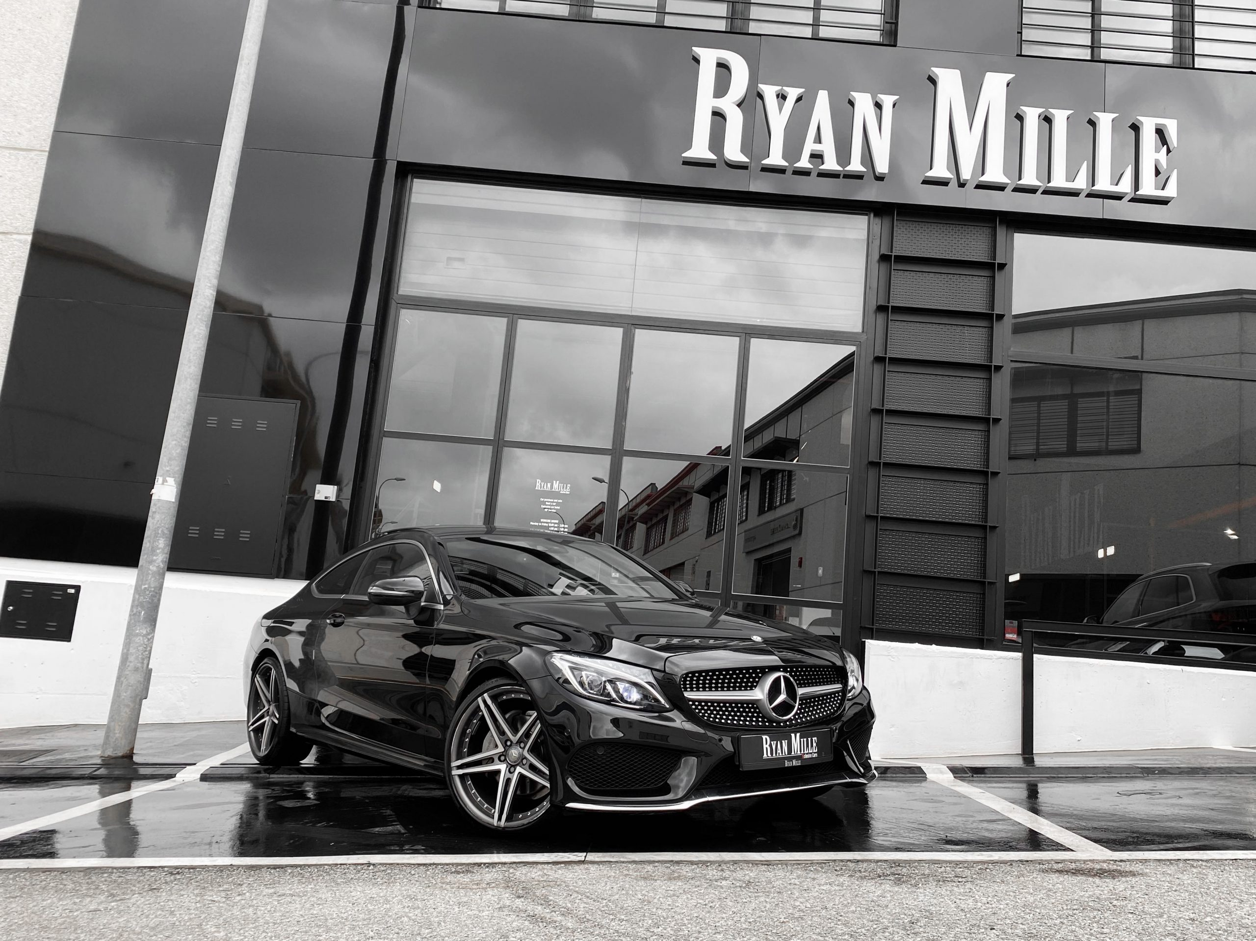 Mercedes-Benz C220d Coupe