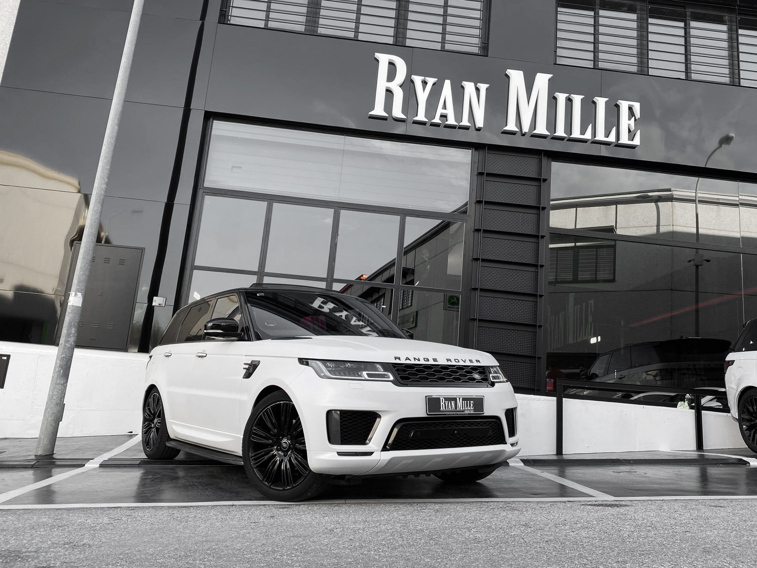Range Rover Sport HSE 306