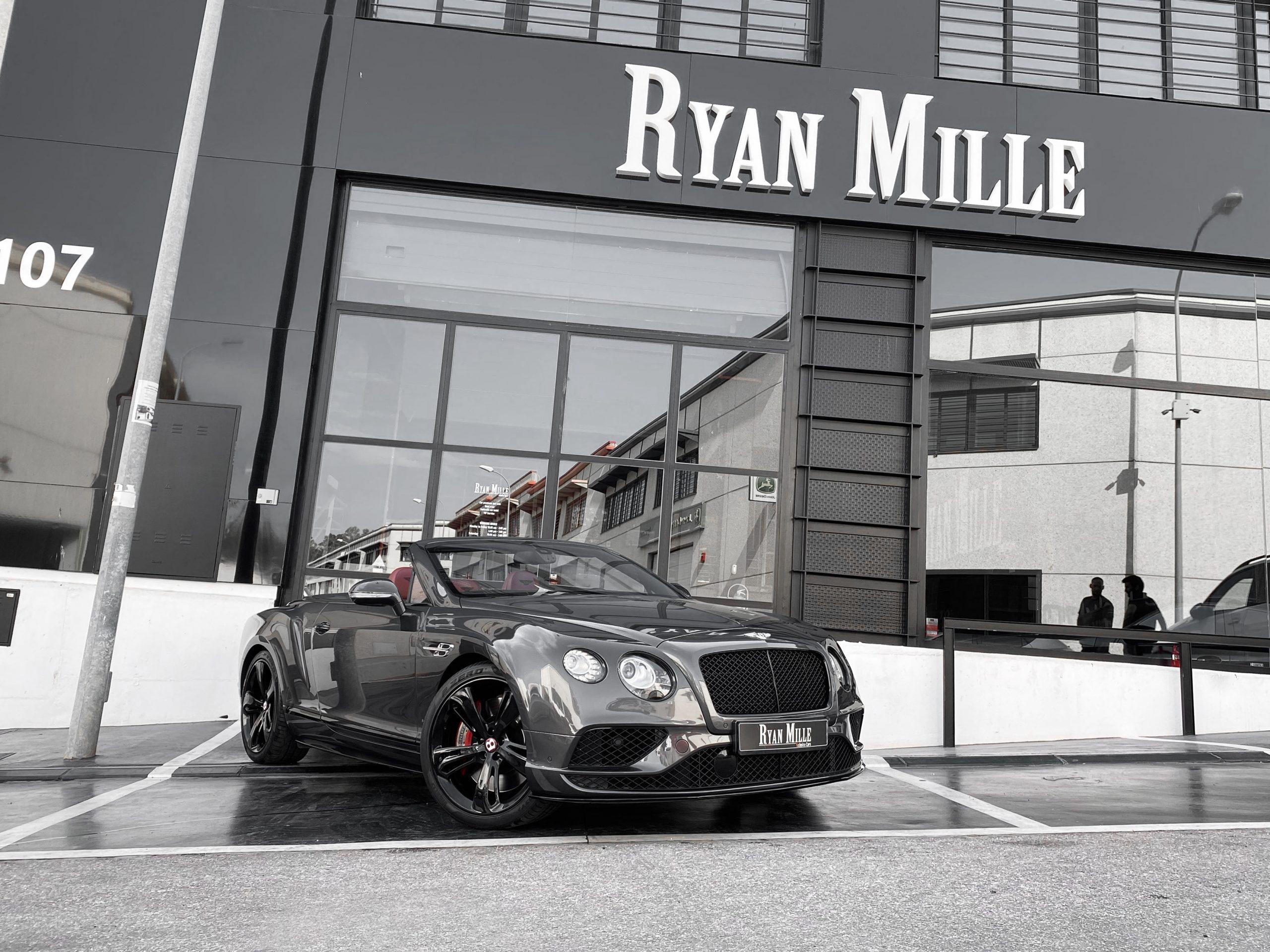 Bentley Continental GTC V8S